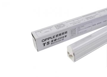 欧普led星睿t5灯管(灯管支架一体化)