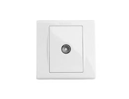 西门子 品宜系列一位电视插座(5-850MHz)