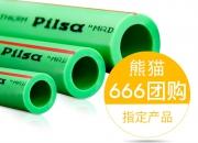 上海皮尔萨—PP-R六分热水管【666团购指定产品】