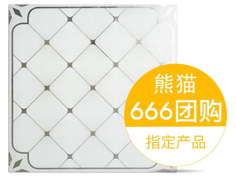 华狮龙铝扣板A-灯笼花