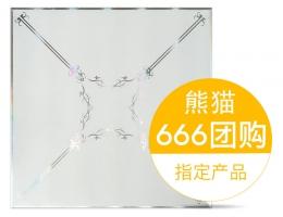 华狮龙铝扣板A-精彩