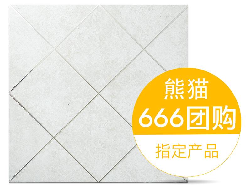 华狮龙铝扣板A-日月格格