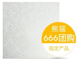 华狮龙铝扣板A-小银花