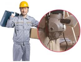 硬装-隐蔽工程-隐蔽线管开槽服务