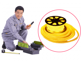 硬装-安装工程-LED灯带安装