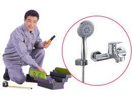 硬装-安装工程-淋浴花洒安装