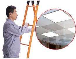 硬装-扫尾工程-扣板灯安装服务