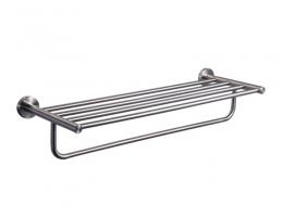 【和成卫浴HCG BA5622CE全钢浴巾架】和成卫浴HCG BA5622CE全钢浴巾架