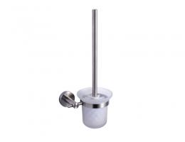 【和成卫浴HCG BA5694CE全钢材质马桶刷】和成卫浴HCG BA5694CE全钢材质马桶刷