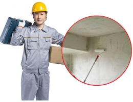 预处理-砌筑工程-水泥砂浆粉平服务-墙体专用
