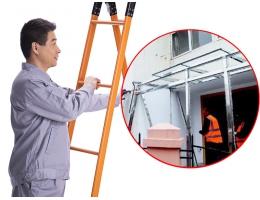 预处理—拆旧—玻璃栏杆拆除服务