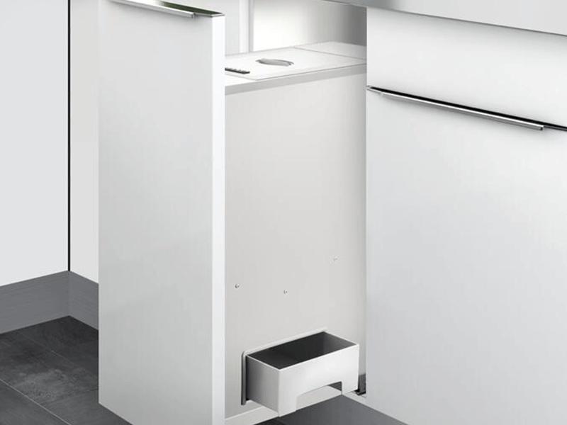 摩蓝定制橱柜配件 米箱