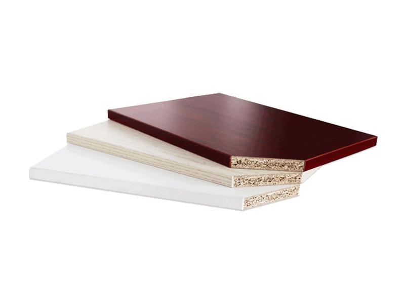 伟询橱柜柜体 进口双饰面18mm实木颗粒板