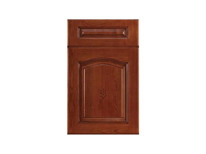 伟询橱柜门板 实木系列 多层实木贴皮门板