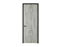 伟询室内门 极简门系列 铝合金生态门 实木多层门板 花色系列1