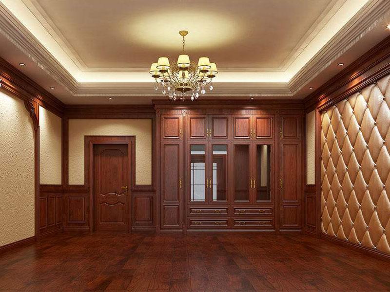 伟询护墙板 实木多层系列 18mm实木多层板深色系列