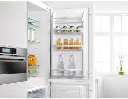 摩蓝定制橱柜安装-嵌入式冰箱柜
