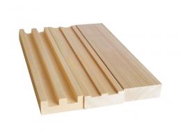居家和室榻榻米 定制日式榻榻米 板材樟子松面板+杉木柜体板