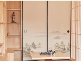 居家和室和室门移门 日式福司玛门 大福司玛门
