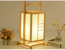 居家和室室内日式配件 灯饰 手提灯