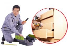 硬装-定制橱柜工程-定制厨房橱柜安装