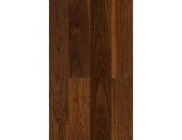大艺树 三层实木复合地板 法隆黑胡桃