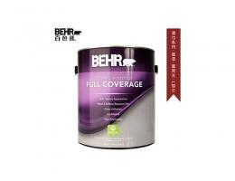 【百色熊(Behr)清匀蛋壳光可调色】美国原罐原装进口内墙乳胶漆