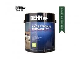 【百色熊(Behr)恒久哑光可调色】美国原罐原装进口内墙乳胶漆环保水性涂料