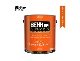 【百色熊(Behr)73超级系列】通用封闭底漆 美国原罐原装进口乳胶漆环保水性涂料