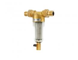 【美国Honeywell/霍尼韦尔前置过滤器】家用自来水不锈钢中央净水器