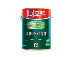 【立邦漆 净味全能底漆】乳胶漆内墙漆环保内墙涂料5L