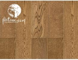 大艺树 实木复合地板 丁香白橡