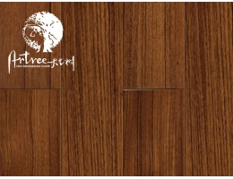 大艺树 实木复合地板 宫廷柚木