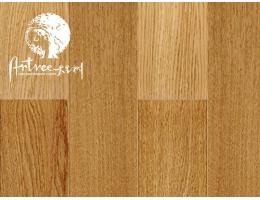 大艺树 实木复合地板 金滩白橡