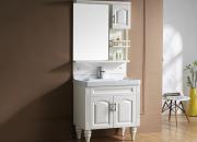 伯群浴室柜(2033A)亮光 色 栗子色浴室柜