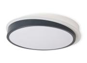 昊辰照明 现代简约LED吸顶灯 客厅卧室铁艺烤漆吸顶灯