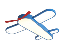 米蒂雅 儿童房亚博体育app下载地址_亚博体育app下载安卓版_亚博体育app苹果下载男孩创意飞机灯卧室调光LED2019灯女孩卡通房间灯具