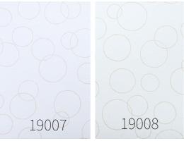 lilycolor/丽彩 现货进口日本PVC墙纸 漂浮大小圆圈 和式卧室日式榻榻米 19007/19