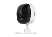 TP-LINK 无线摄像头TL-IPC52A手机远程监控wifi家用室内200万高清夜视180度全景