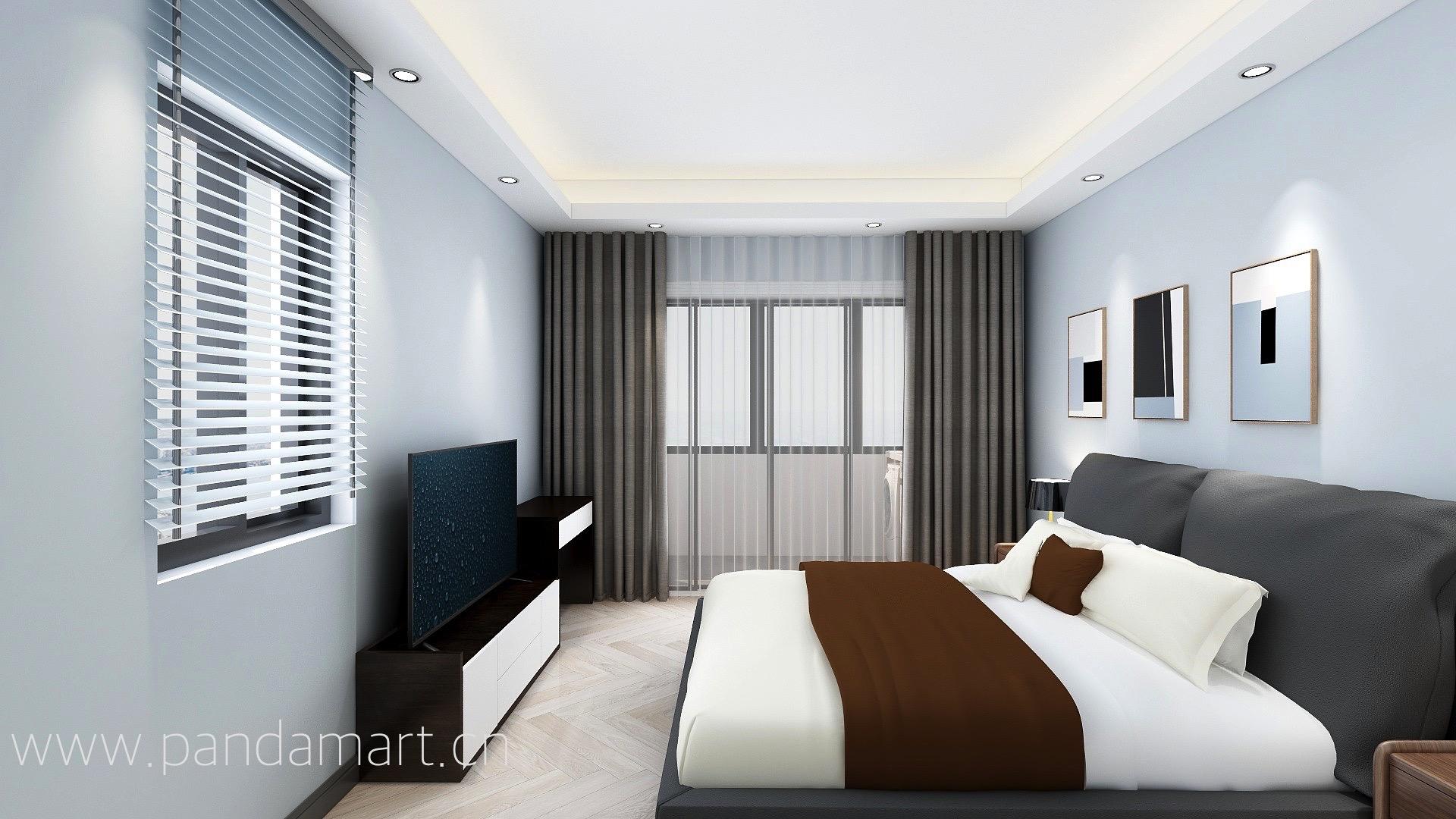 4套上海新房亚博体育app下载地址小户型,同一户型,完全不一样的设计感3